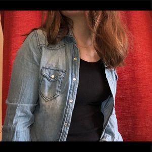 [highway jeans] denim jacket